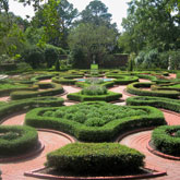 Going formal with gardens