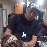 Farouk Jannedy: The hair guru in town