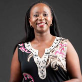 Professional Marketing Service (PMS) Group CEO,Joanne Mwangi:  Diving in the deep end
