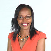 Lynne Wachira, sports writer, analyst and anchor KTN: 'I eat and drink sports'