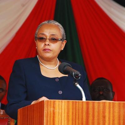 Margeret Kenyatta