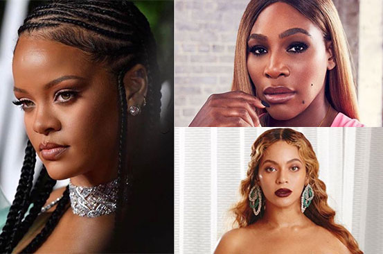 Rihanna, Serena, Beyoncé: Forbes releases list of 13 richest self-made women under 40