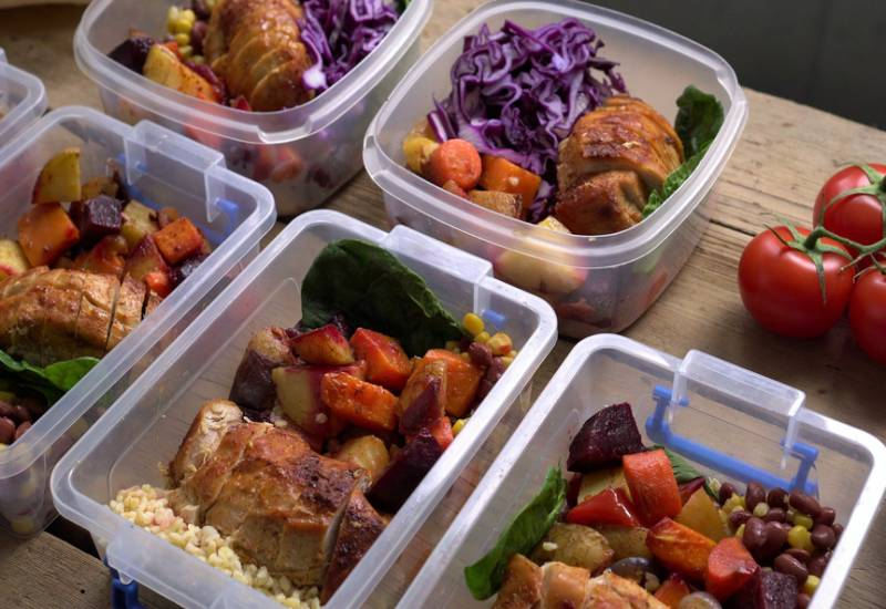 A beginner's guide to meal prep