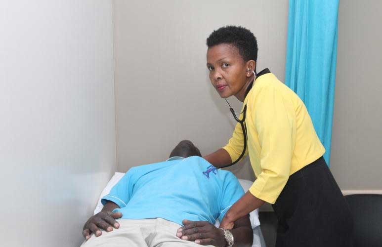 Achieving woman: I make the dying sign off with dignity, palliative care nurse