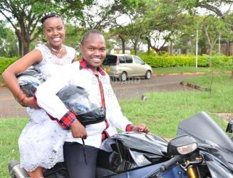 How kuku choma led to a ring