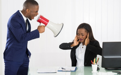 Bullied at work? Here's how to effectively handle it