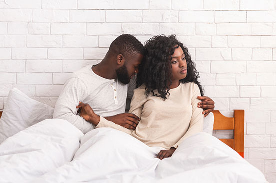 Confessions: My husband wants sex everyday and I can't cope