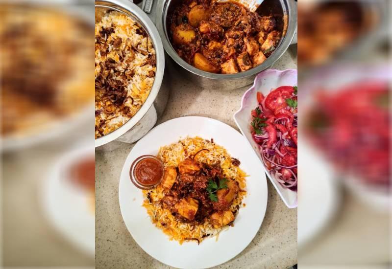 Easy recipe: Mutton biryani