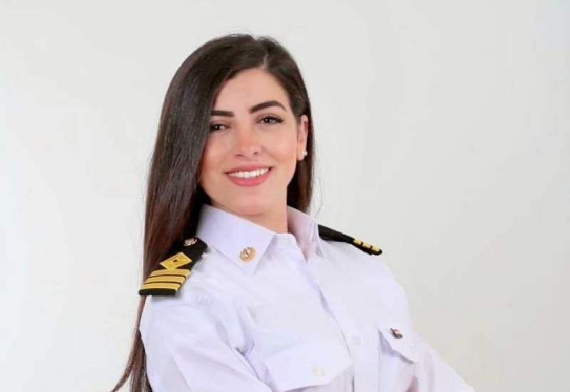 Egypt's first female sea captain blamed for blocking Suez Canal despite not being there