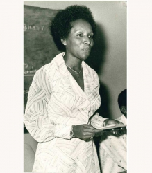 Eunice Muringo Kiereini: Kenya's own Florence Nightingale.