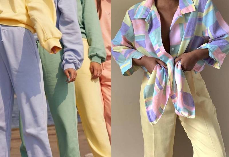 #FashionTips: Five ways you can style pastel-toned outfits