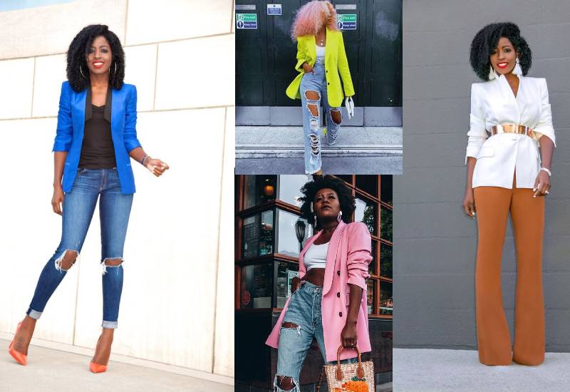 #FashionTips: Tips to help you get the perfect blazer