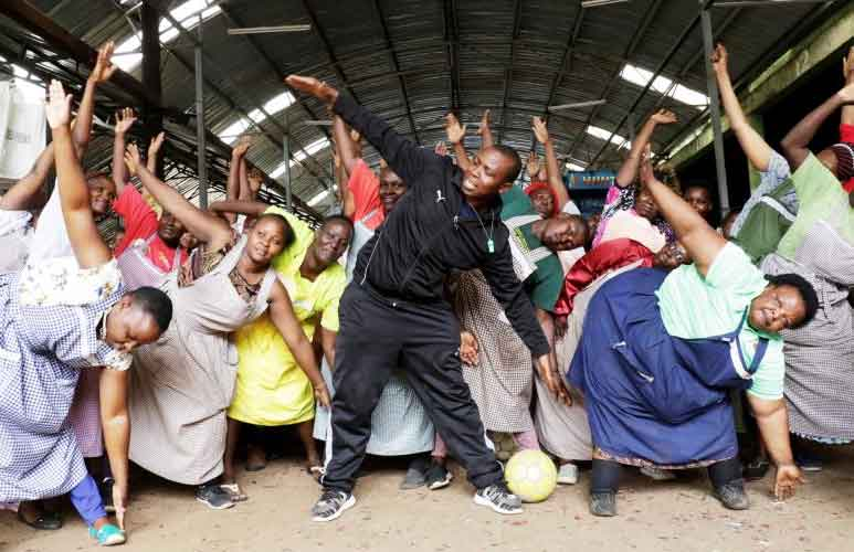 Fitness: Afternoons are for workouts for Nakuru women traders