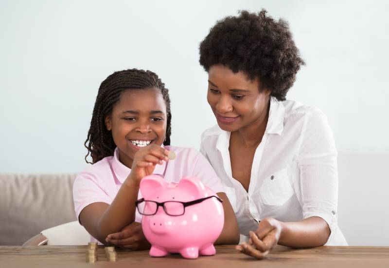 Five money mistakes you are teaching your kids