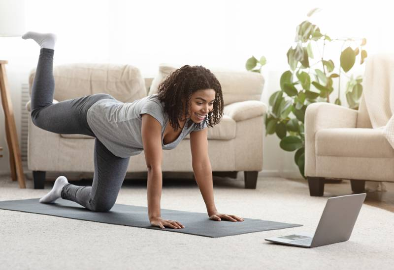 Five tips on how to start exercising after giving birth