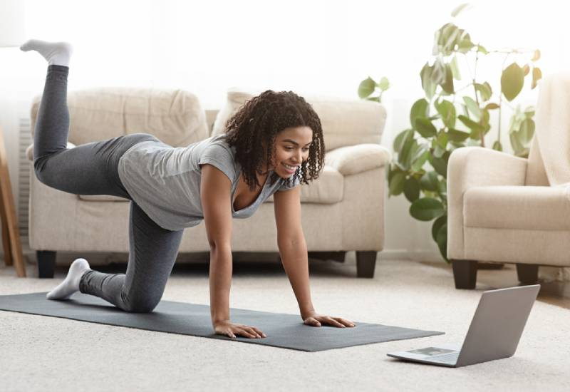 Five ways to start exercising and sticking to it