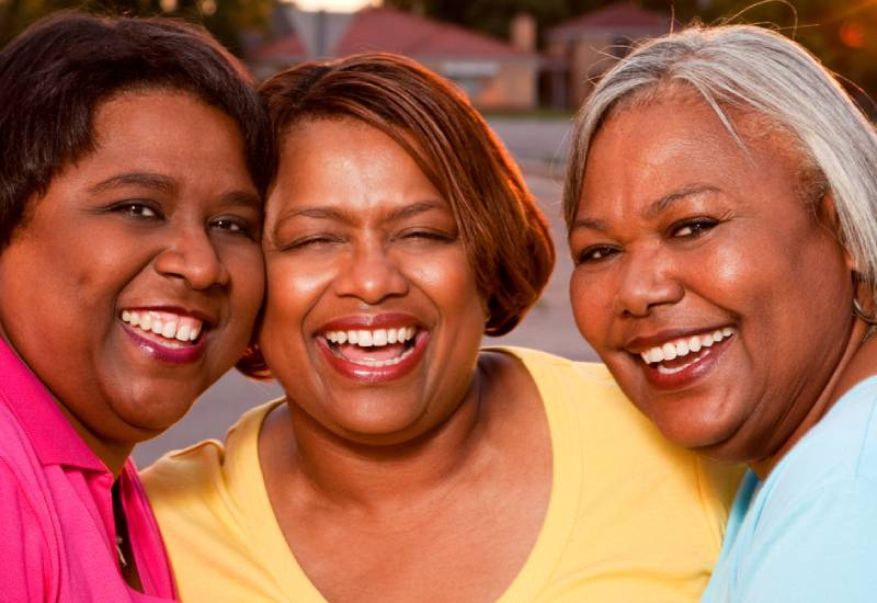 Four ways you can embrace ageing gracefully