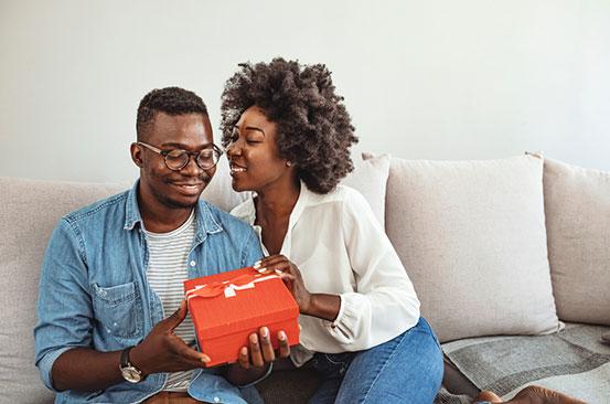 Girl code: Men too deserve to get sentimental gifts