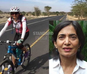 Hope on two wheels: Why I cycled for 350 km