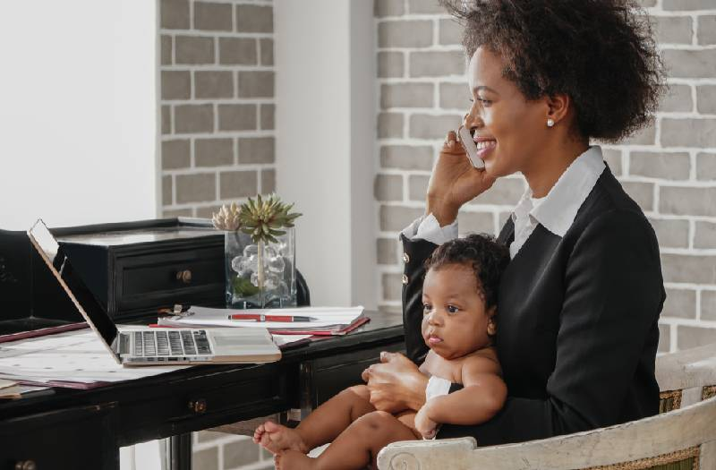How nannies can make working from home simpler