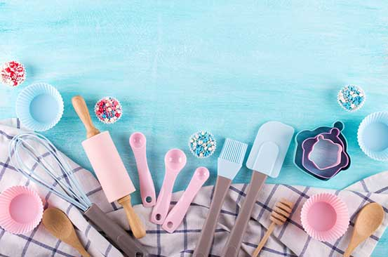 How to clean your silicone utensils