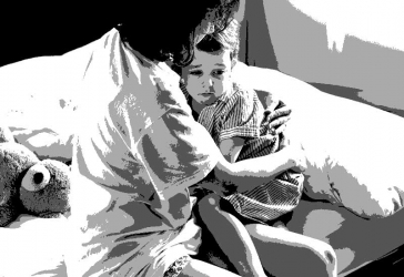 How to deal with your child's bad dreams and night terrors