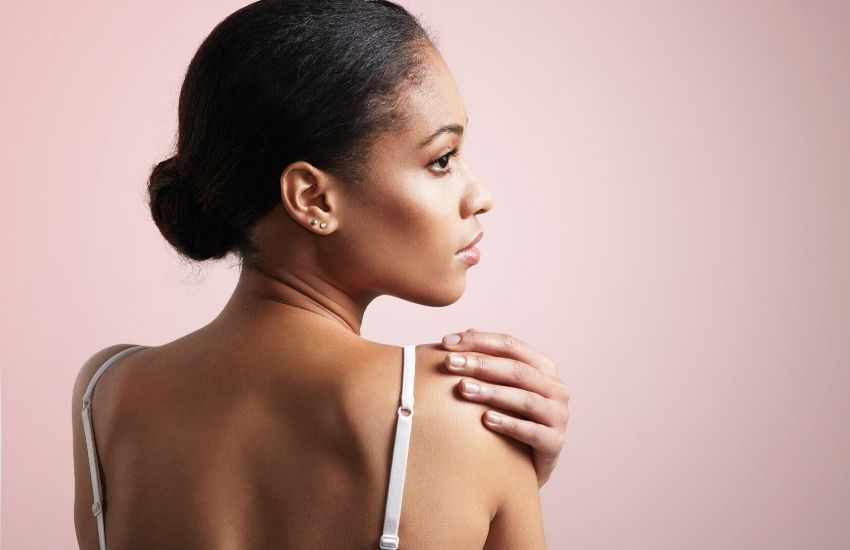How you can get rid of chest and back acne