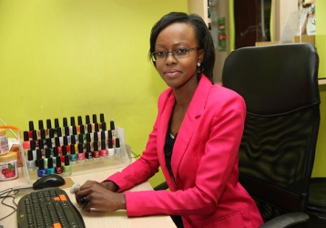 I quit my cabin crew job to venture into a business i didn't know much about- Pamela