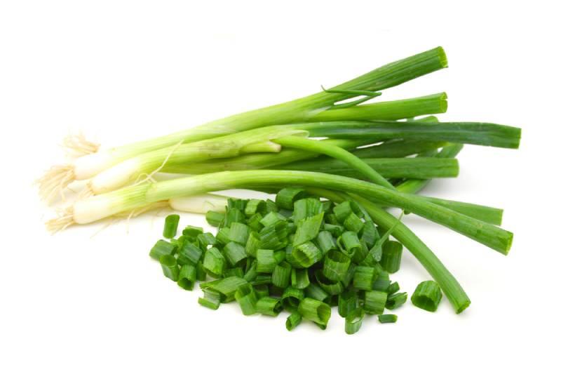 Ingredient of the week: Spring onions