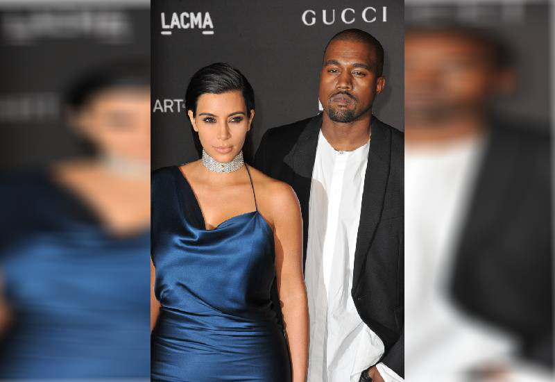 Kanye West 'let Kim Kardashian file for divorce first to give her dignity'
