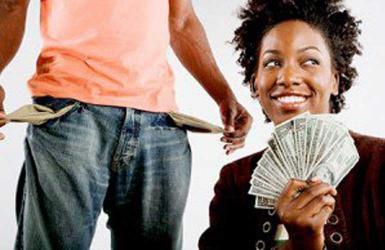Kenyan men, if you need a loan go to the bank, not your girlfriend