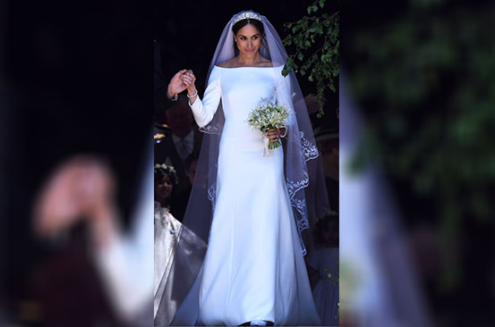 meghan markle s wedding day speech that broke rules eve woman meghan markle s wedding day speech that