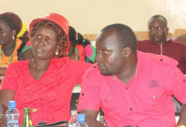 Maria Losile:First elected Pokot woman MCA