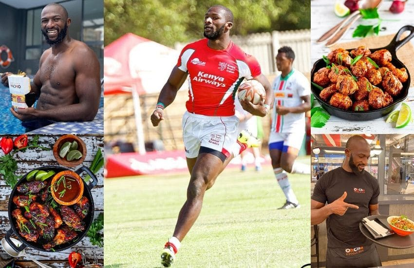 #MCM: Dennis Ombachi, the athletic chef