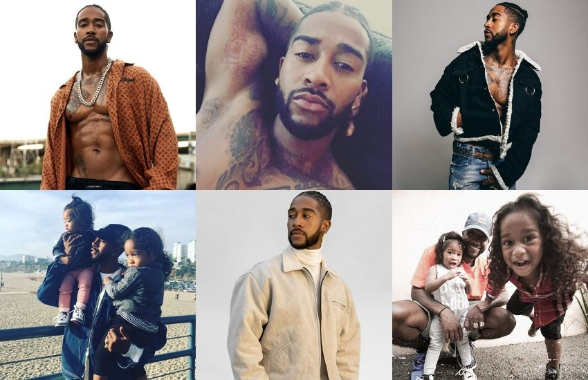 #MCM: Omarion, the king of being unbothered