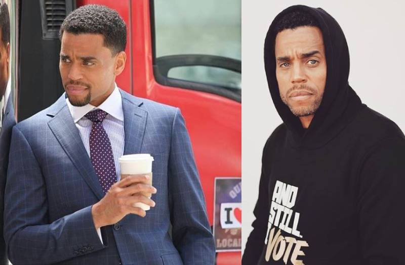 #MCM: The blue-eyed Michael Ealy