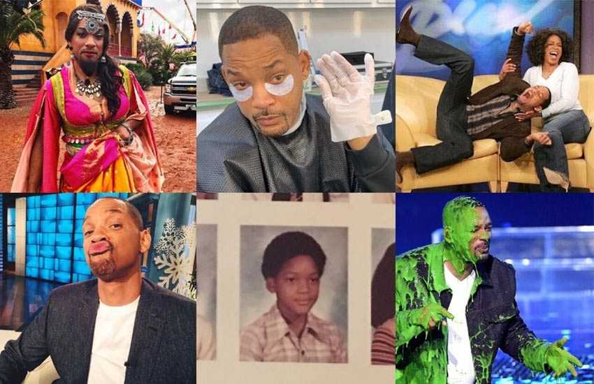 #MCM: Will Smith, funny boy 'for life'