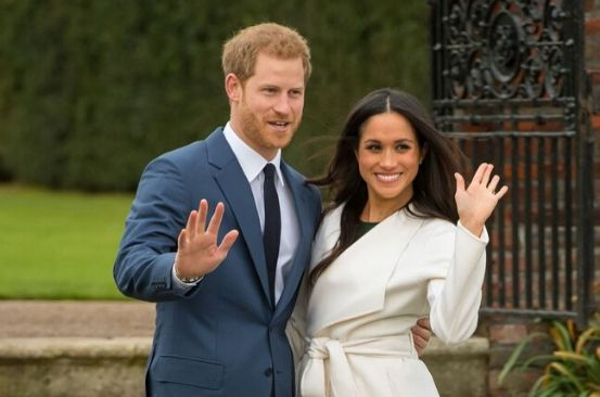 Meghan Markle and Harry will work with 'friendly' journalists to write biography