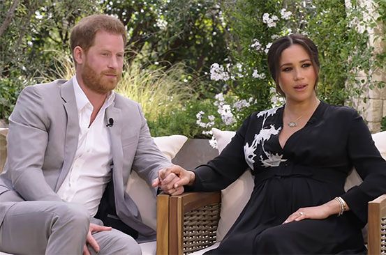 Meghan Markle and Prince Harry are expecting a baby girl