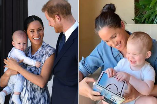 Meghan Markle says Archie birth certificate change 'snub' was 'dictated by The Palace'