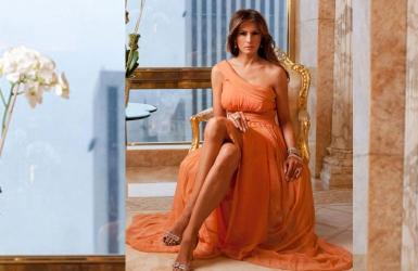 Melania Trump to create 'Glam Room' in White House