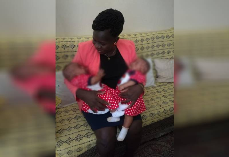 Mum at 52: How a lifetime of sacrifice delayed motherhood