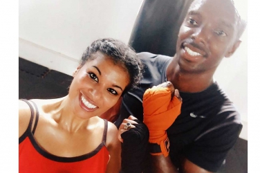 Not once has he complained, Julie Gichuru admits to being a terrible cook