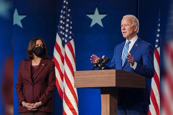 Joe Biden announces all-female senior White House communications team