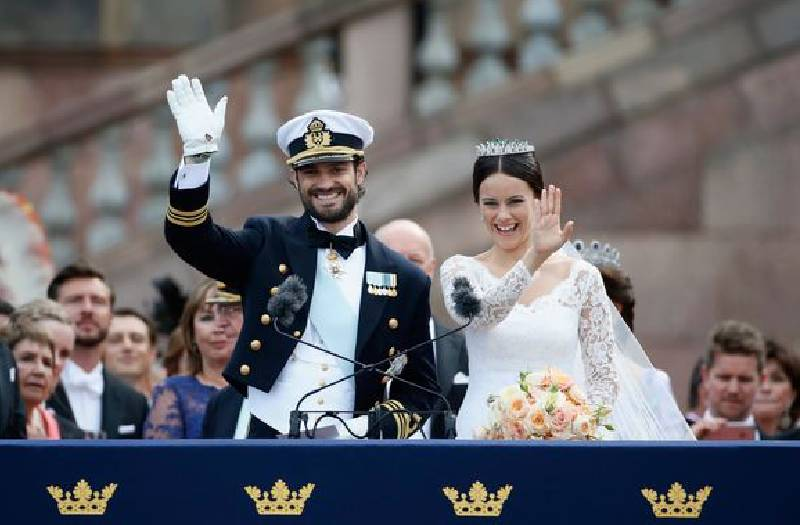 Princess Sofia cuts down royal duties to take job in hospital fighting coronavirus