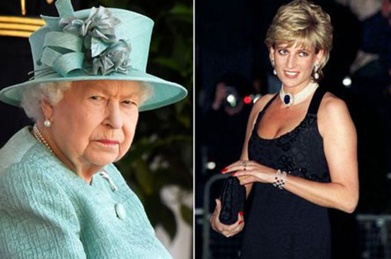 Queen called Princess Diana 'frightful' after bombshell decision which embarrassed royals