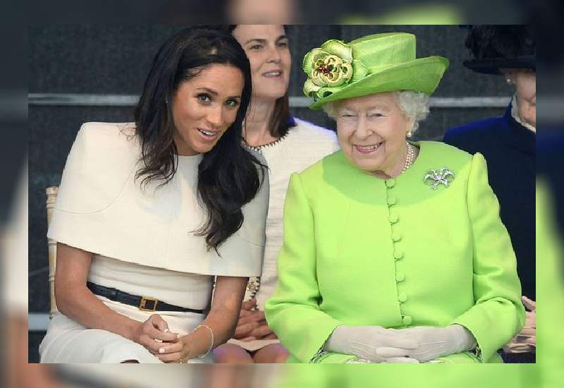 Queen told Meghan Markle she could continue acting but duchess 'didn't give it enough thought'