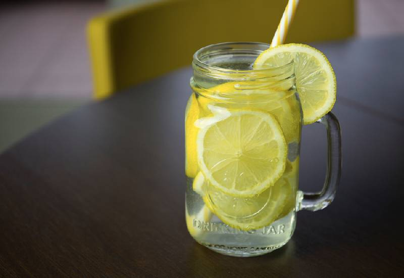 Six benefits of adding lemon water to your diet
