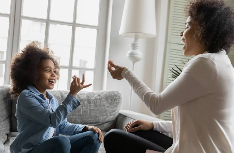 Six lessons to learn from your children