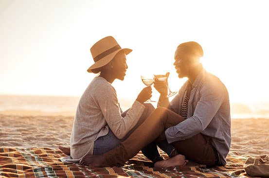 Six things people do on their honeymoons